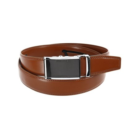 Men's Auto Lock Travel Money Ratchet Belt