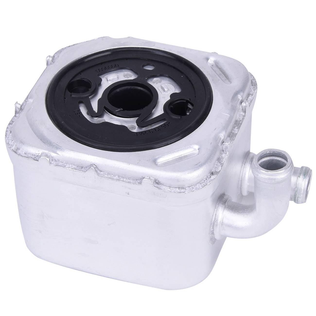 Bapmic 059117021B Engine Oil Cooler for Audi Volkswagen Skoda A4 A6 Passat