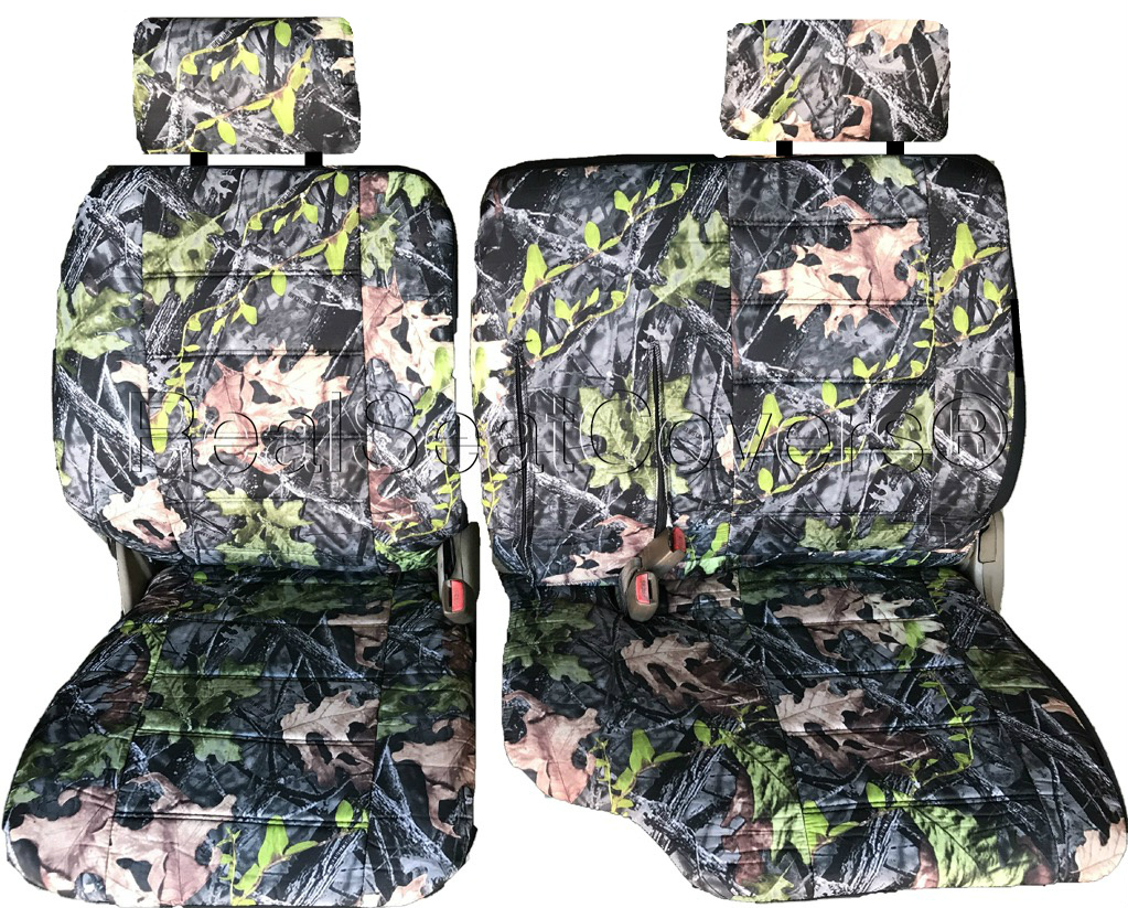Charmant Seat Cover For Toyota Tacoma RCab XCab A67 60 40 Split Bench 12mm Thick  Triple Stitched Exact Fit Camouflage Camo