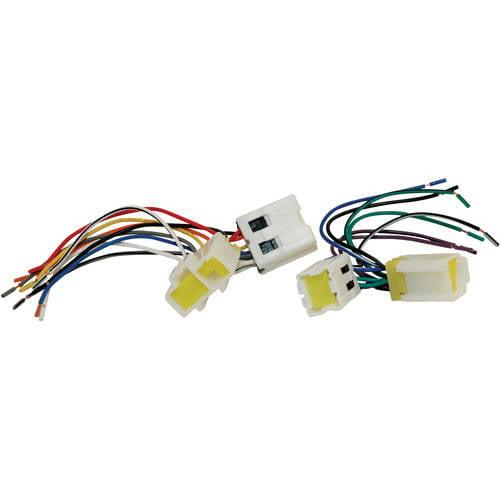 scosche nn032 82 up nissan car stereo connector walmart
