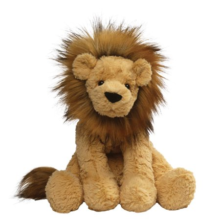 "GUND Cozys Lion Stuffed Animal Plush, Tan, 10"""
