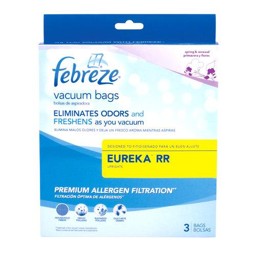 Febreze Vacuum Bags, Eureka Style RR, Pack of 3