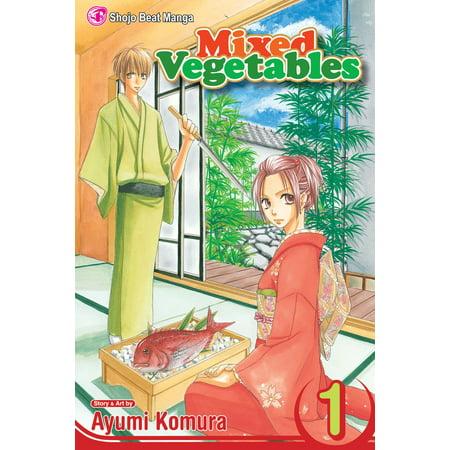 Mixed Vegetables, Vol. 1 - eBook