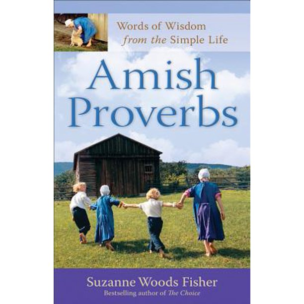 Amish Proverbs - eBook