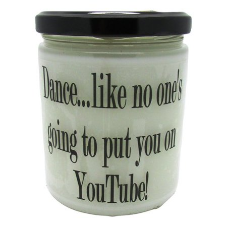 Star Hollow Candle Company Dance  Like No Ones Going To Put You On Youtube Pecan Sandies Jar