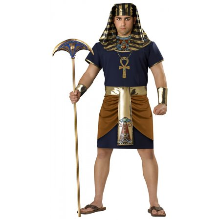 Pharaoh Plus Size Costume - Pharaoh Headpiece