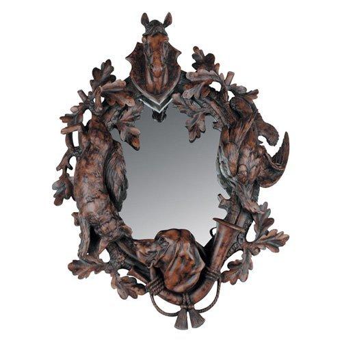 Oklahoma Casting Horse Head Wall Mirror
