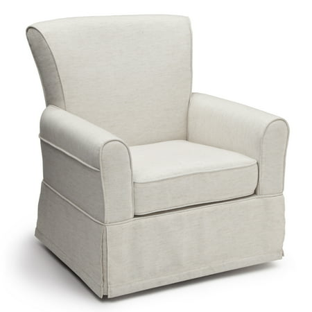 Delta Children Epic Nursery Glider Swivel Rocker Chair,