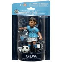 David Silva Manchester City Collectible Action Figurine