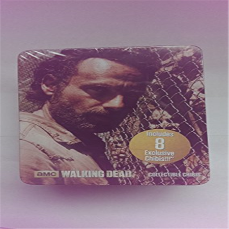 Image of AMC Walking Dead Collectible CHIBIS TIN #2