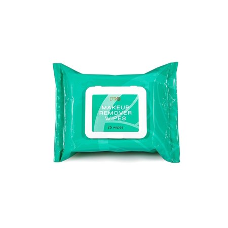 25 Count of Natural Makeup Remover Facial Cleansing Wipes from 1790 Are the Best Gentle Towelettes For Your Face - Remove Eye Makeup - Kind to Your Skin - Blemish Free