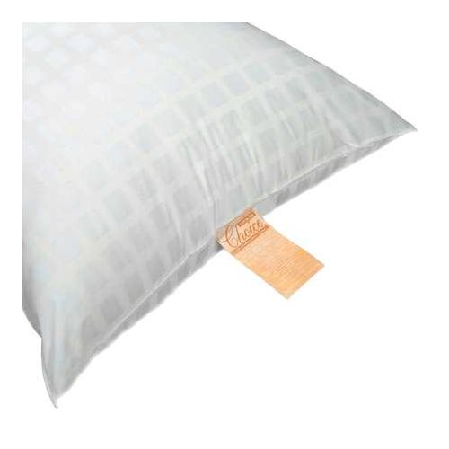 Gold Choice X11200 Pillow, Standard , 21X27 In, White