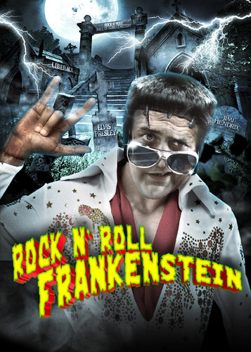 Rock & Roll Frankenstein (DVD) by BAYVIEW FILMS