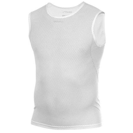 Mens Superlight Sleeveless Cycling Jersey - Craft Men Cool Superlight Wht XL Mesh Superlight Sleeveless