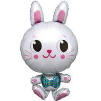 "Bunny Balloon 34"""
