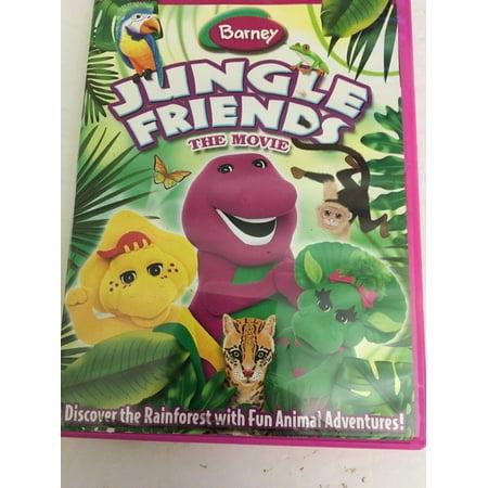 Barney A Very Merry Christmas The Movie Dvd.Barney Jungle Friends Dvd Best Dvd Movies