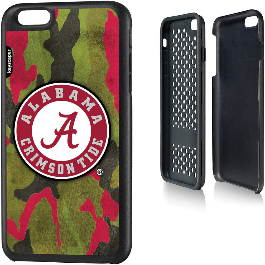 Alabama Crimson Tide Apple iPhone 6 Plus (5.5\