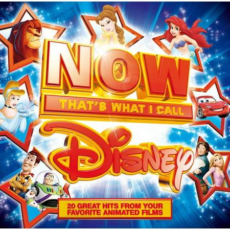 Disney Halloween Music Cd (Now Disney: That's What I Call)