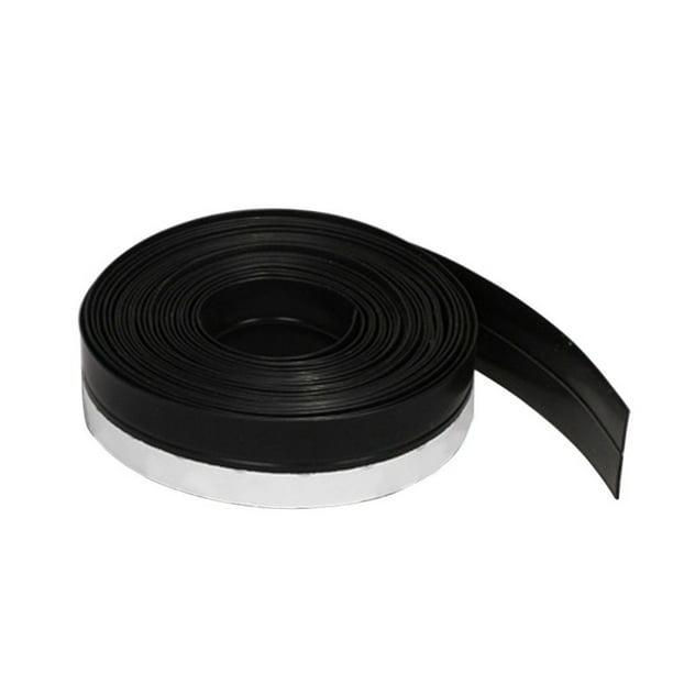 3 Pack Tiktok Door Draft Stopper Under Door Draft Blocker Insulator Door Sweep Weather Stripping Noise Stopper Strong Adhesive 39 Length White//Black//Brown