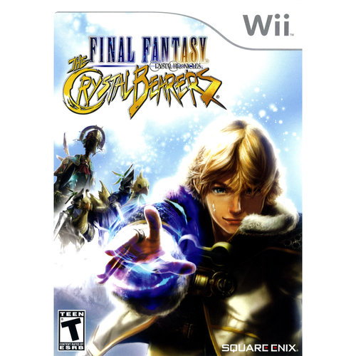 Final Fantasy Crystal Chronicles: The Crystal Bearers (Wii) - Pre-Owned