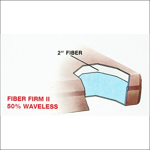 Vinyl Products Dreamweaver The Ultimate 9'' Fiber Firm 2 Waterbed Mattress