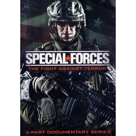 Special Forces: The Fight Against Terror (DVD)