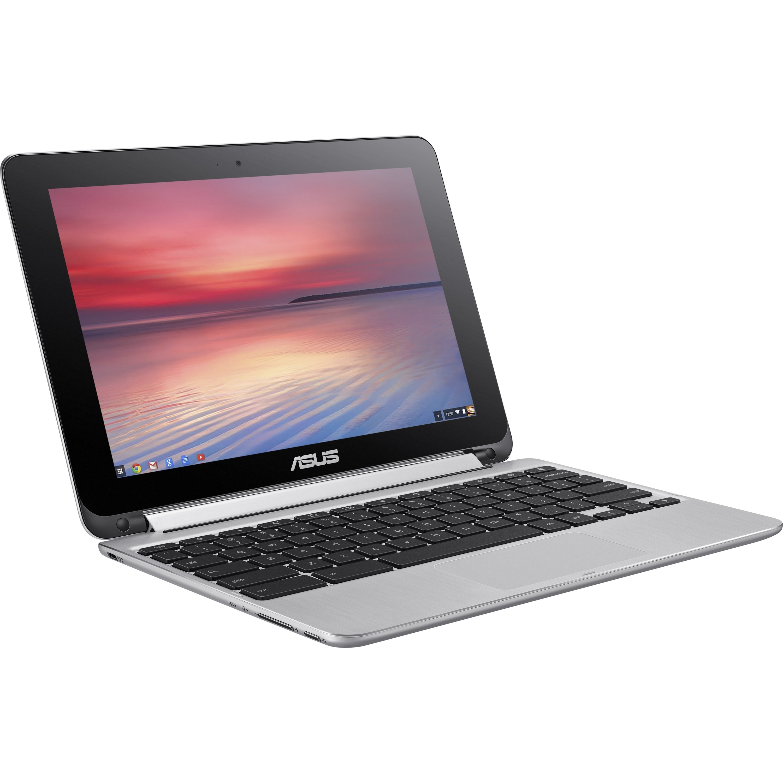 Asus Chromebook Flip C100PA-DB02 2-in-1 Chromebook PC - Rockchip (Refurbished)