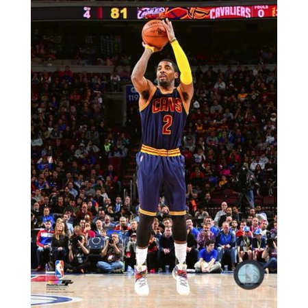 Kyrie Irving 2015 16 Action Photo Print