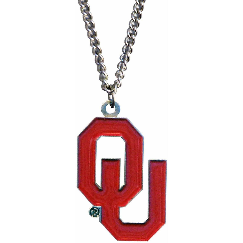 NCAA Oklahoma Chain Necklace