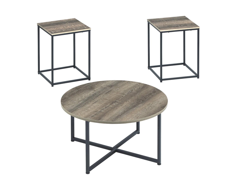 signature designashley wadeworth living room table set