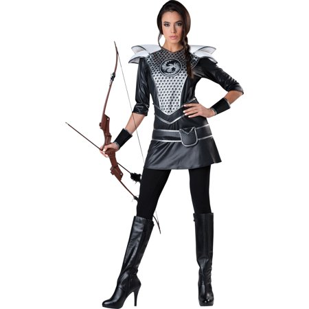 Fun World MIDNIGHT HUNTRESS ADULT XLARGE costume - image 1 of 1