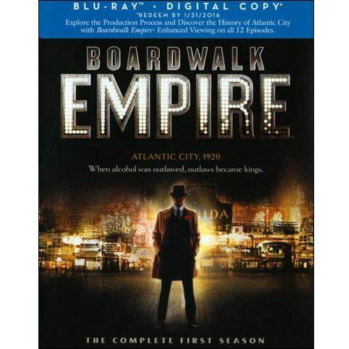Boardwalk Empire: The Complete First Season (Blu-ray   Digital Copy) (Widescreen)