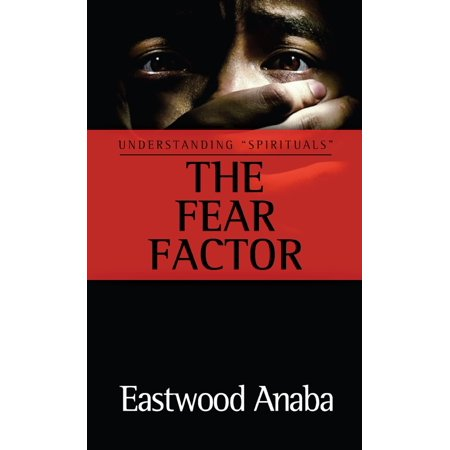The Fear Factor - eBook](Fear Factor Game For Halloween)