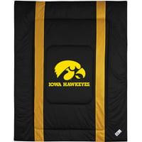 NCAA University of Iowa Sidelines Comforter