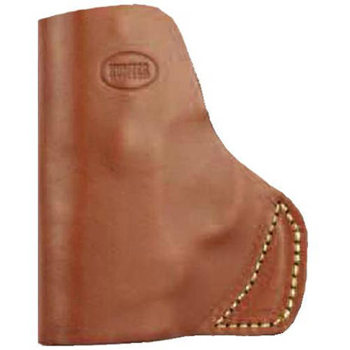 Hunter Company 25009 S&W Bodyguard 9 Pocket Holster, Brown Leather