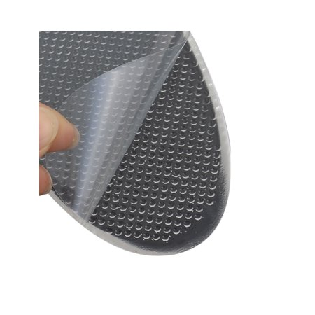 Shoes Walking Silicone Gel Insert Half Sole Cushions Pad Insoles Clear - image 1 of 3