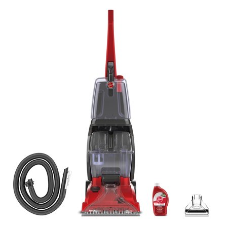 Hoover Steamvac Carpet (Hoover Power Scrub Carpet Cleaner w/ SpinScrub Technology, FH50135 )