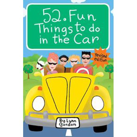 Fun Halloween Things To Do With Kids (52 Series: Fun Things to Do in the Car -)