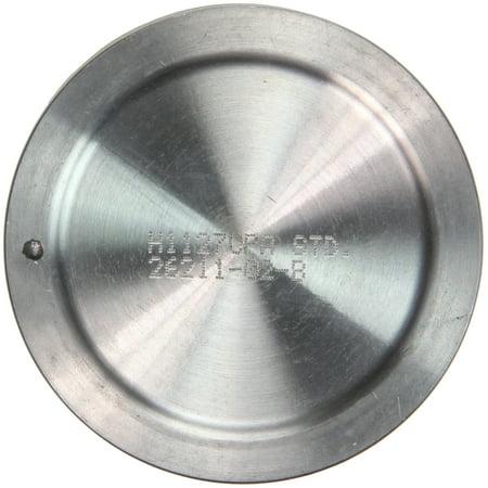 Sealed Power Cast Piston - Sealed Power H1127CPA Cast Piston