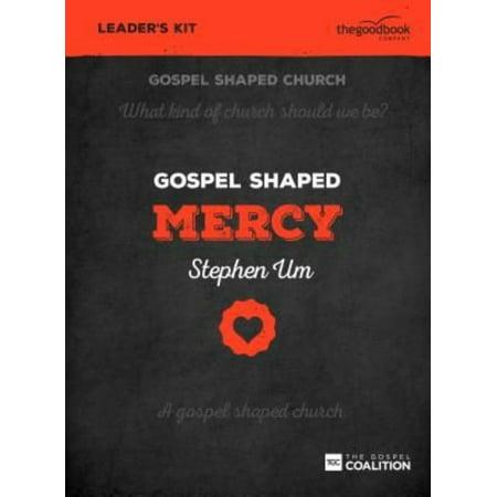 Gospel Shaped Mercy - Dvd Leader's Kit