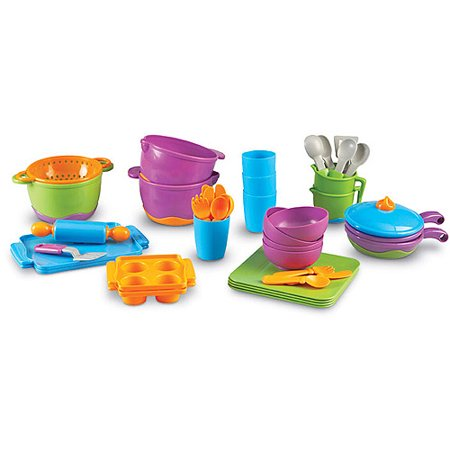 Learning Resources New Sprouts Classroom Kitchen Set