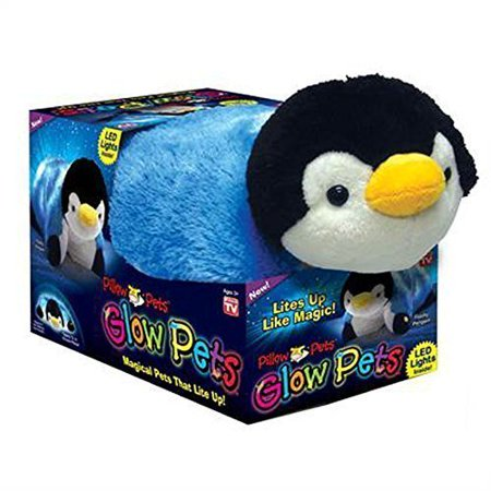 As Seen on TV Glow Pets Penguin, - Cool Glow In The Dark Stuff