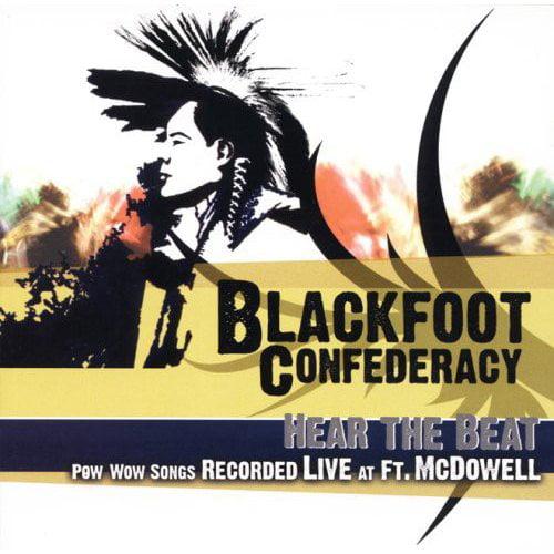 Blackfoot Confederacy - Hear the Beat [CD]