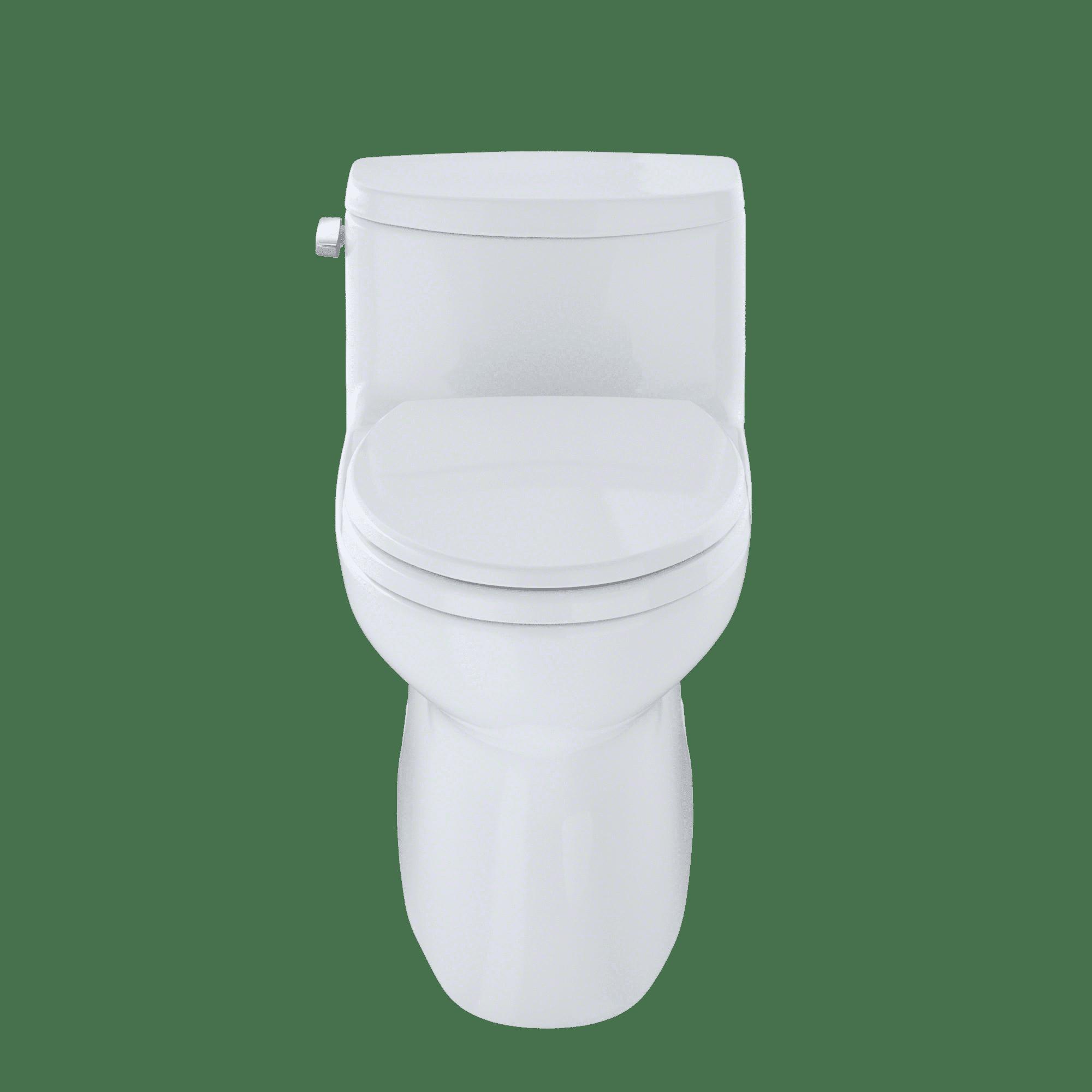 Pleasing Toto Carolina Ii One Piece Elongated 1 28 Gpf Universal Height Skirted Toilet With Cefiontect Cotton White Ms644114Cefg01 Creativecarmelina Interior Chair Design Creativecarmelinacom