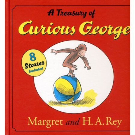A Treasury of Curious George by