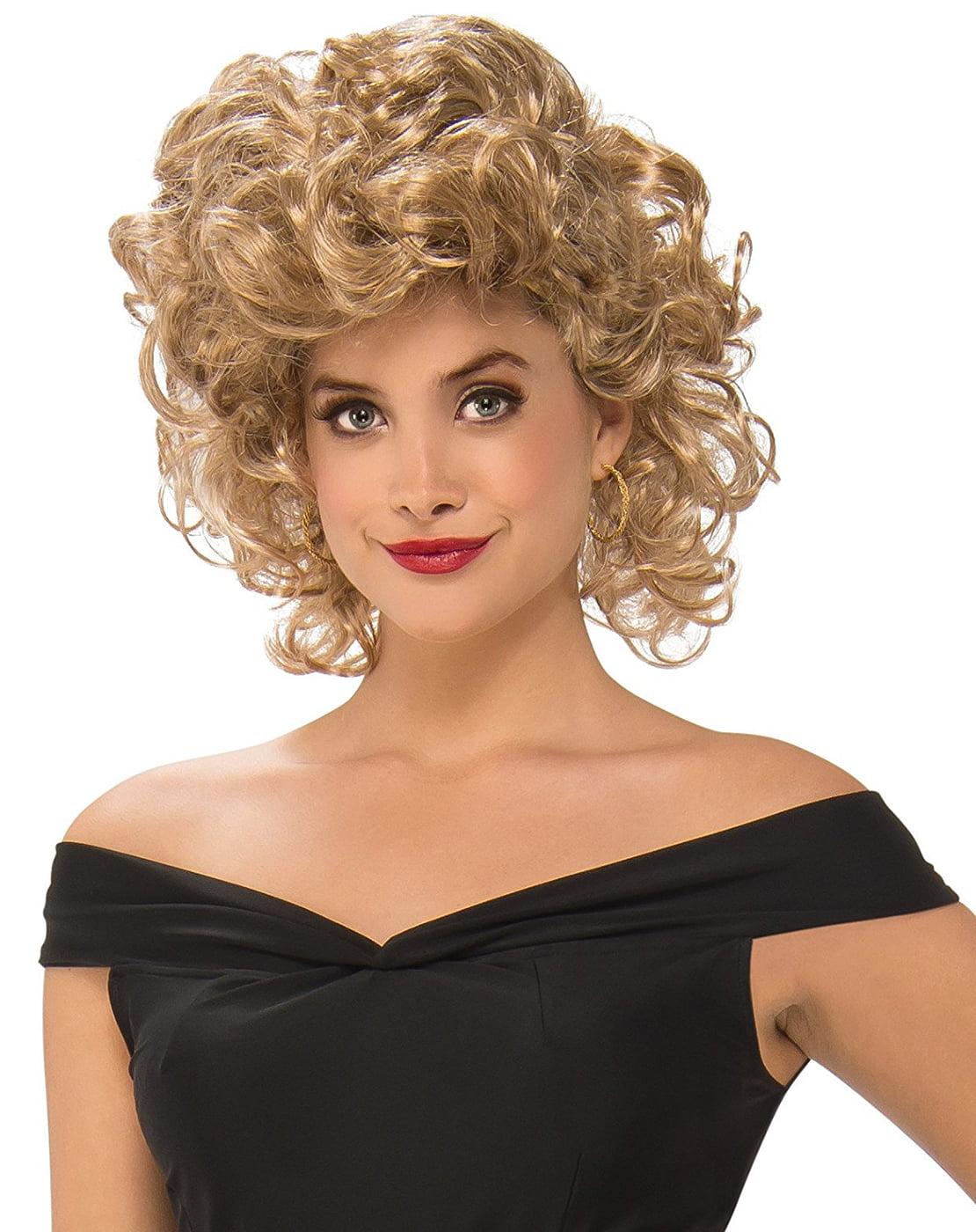 Brown Braid Wig Costume Accessory Adult Oktoberfest