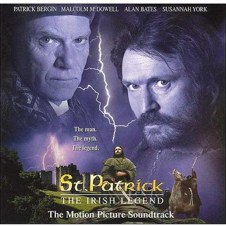 ORIGINAL SOUNDTRACK - ST. PATRICK: THE IRISH LEGEND