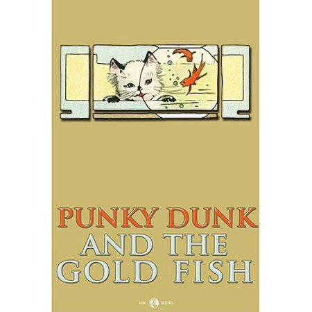 Punky Dunk And The Goldfish - eBook