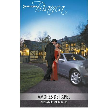 Amores de papel - eBook