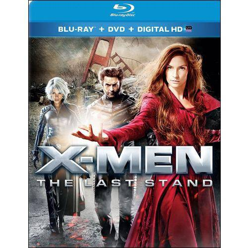 X-Men 3: The Last Stand (Blu-ray   DVD   Digital HD) (With INSTAWATCH) (Widescreen)